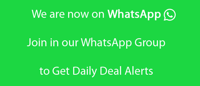 We are now on WhatsApp
