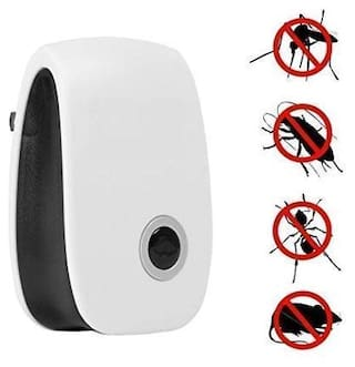 G Gapfill Ultrasonic Pest Repeller For Rat;Mice;Cockroach;Insects;Ants;Mosquito Reject (Pack Of 1)