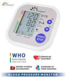 Dr Morepen BP-02 Blood Pressure Monitor
