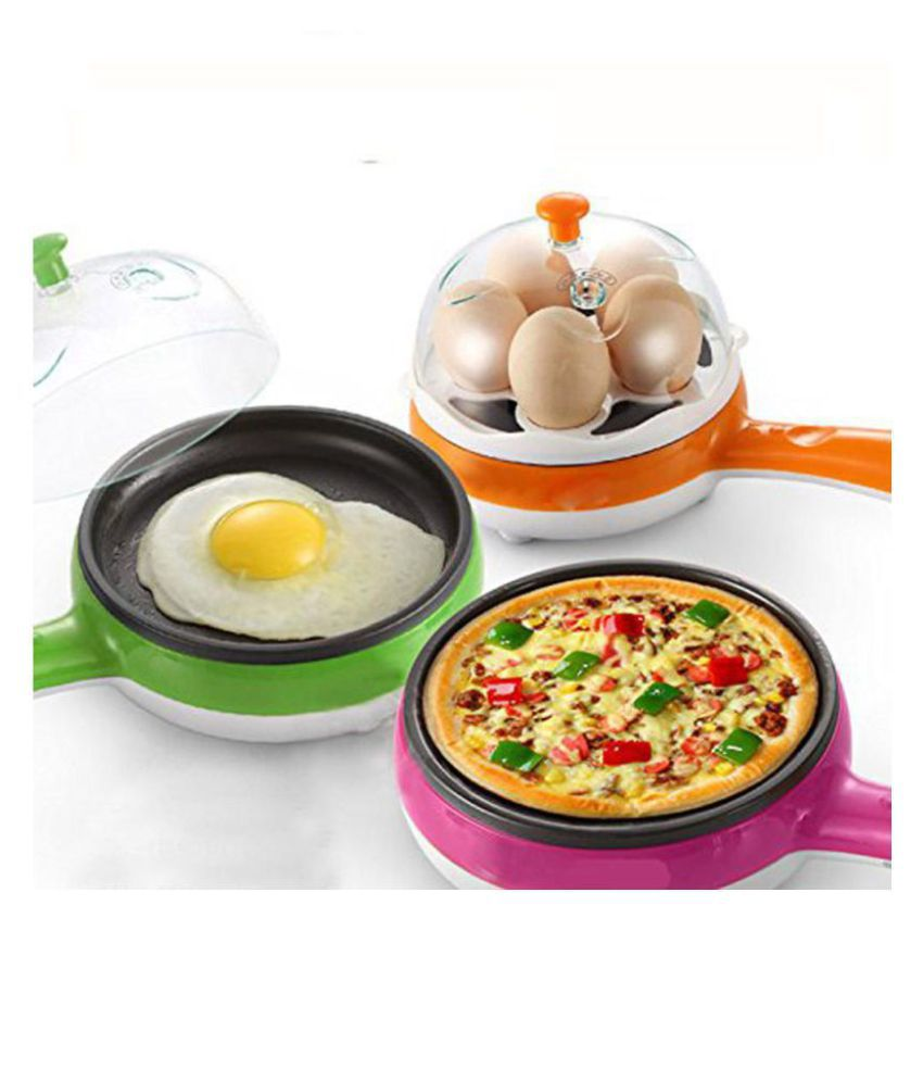 Zahab Frying Pan 0.5 Ltr Egg Boilers